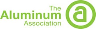 The Aluminum Association - Image: Aluminum Association logo green