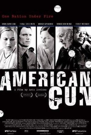 American Gun (2005 film) - Image: American gun poster