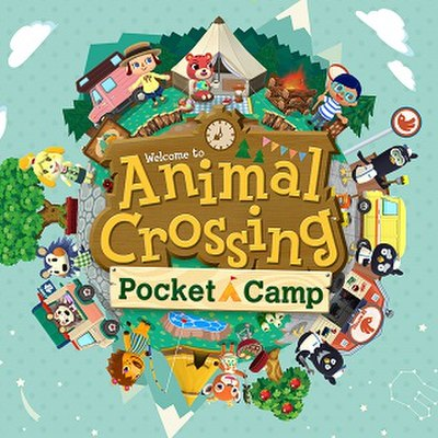 Picture of a game: Animal Crossing: Pocket Camp