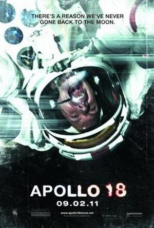 Apollo 18 (film) - Official film poster