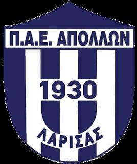 Apollon Larissa F.C. Football club