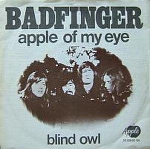 Apple of My Eye (song) - Image: Apple eye sleeve