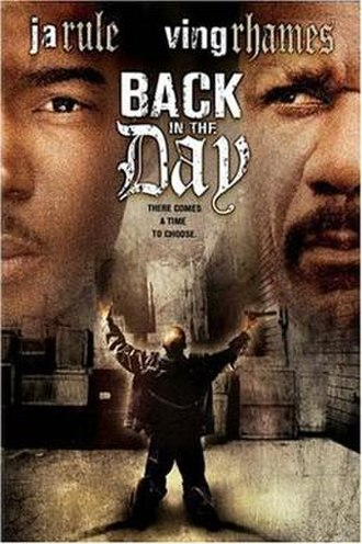 Back in the Day (2005 film) - Image: Back in the Day 2005