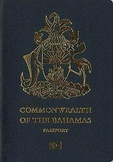 Bahamian passport