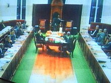 Barbados House of Assembly session TV.jpg