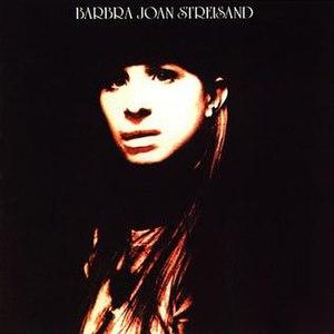 Barbra Joan Streisand (album) - Image: Barbra Joan Streisand (album cover)
