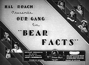 Bear Facts (film)