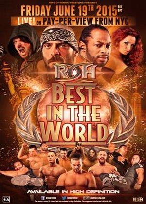 Best in the World '15 - Image: Best in the World 2015