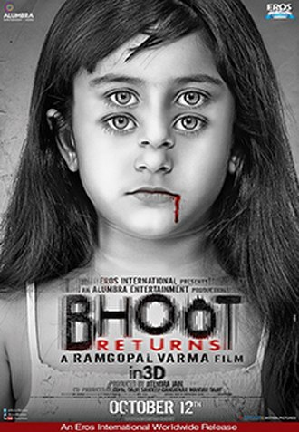 Bhoot Returns - Theatrical release poster