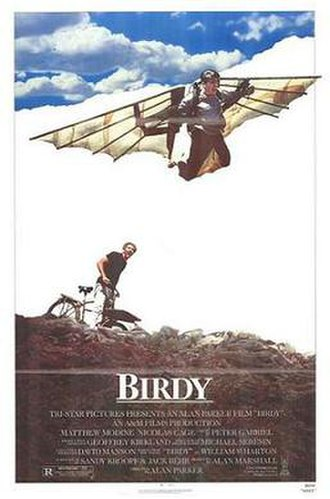 Birdy (film) - Theatrical release poster