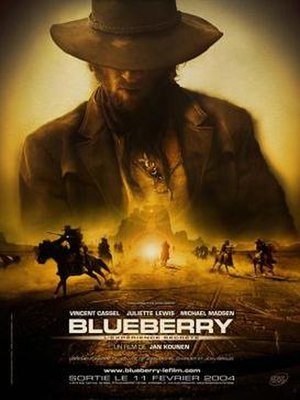 Blueberry (film) - Image: Blueberryposter