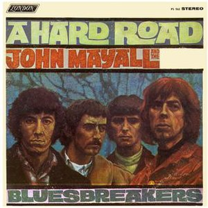 A Hard Road - Image: Bluesbreakers 1