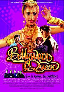 <i>Bollywood Queen</i> 2002 film by Jeremy Wooding