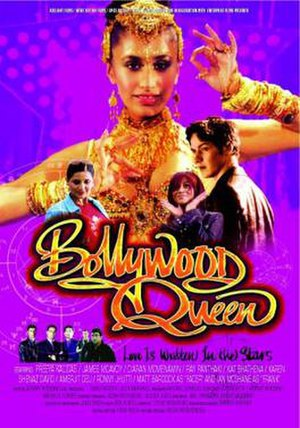 Bollywood Queen - Image: Bollywood Queen Film Poster