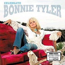 Cover art for the 2006 UK release, entitled Celebrate