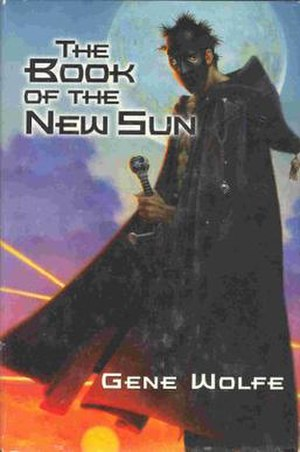 The Book of the New Sun - Front cover of the first one-volume edition (1998)