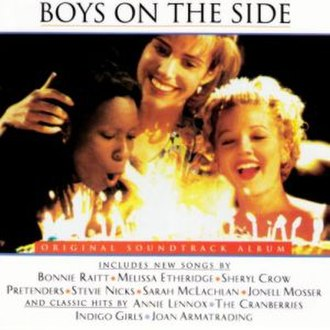 Boys on the Side - Image: Boys On The Side Album