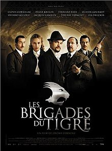 musique brigades du tigre