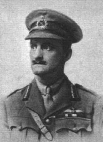 John Becke - Brigadier General Becke