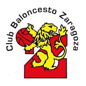 CB Zaragoza - Image: CB Zaragoza logo