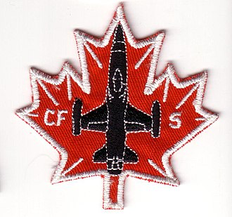 Canadair CF-5 - CF-5 badge worn by Canadian Forces aircrew and ground crew in the mid-1970s