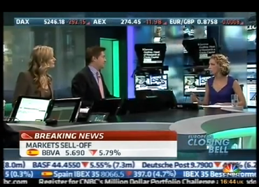 CNBC Europe screenshot