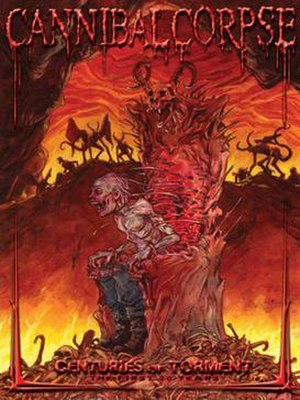 Centuries of Torment: The First 20 Years - Image: Cannibal Corpse Centuries of Torment