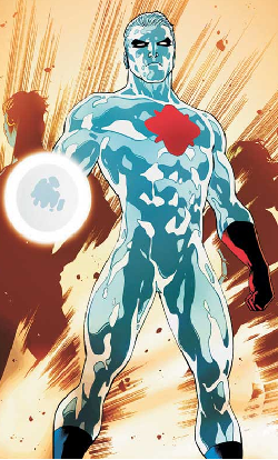 Captain Atom (CAFU's art)