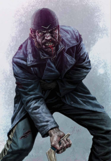 Captain Boomerang Supervillain appearing in DC Comics publications and related media
