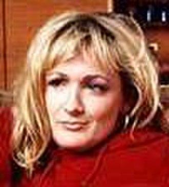 Caroline Aherne - Caroline Aherne in 2001