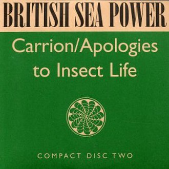 Carrion/Apologies to Insect Life - Image: Carrioncover