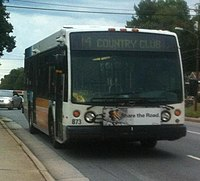 Charlotte Area Transit System bus 873 on route 4.jpg