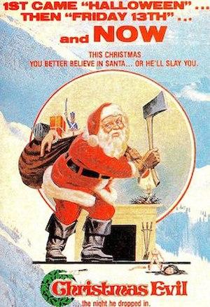 Christmas Evil - Image: Christmas Evil DVD