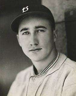 Clarence Pickrel American baseball player