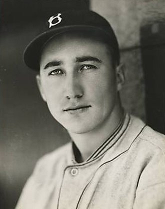 Clarence Pickrel - Pickrel with the Braves in 1934