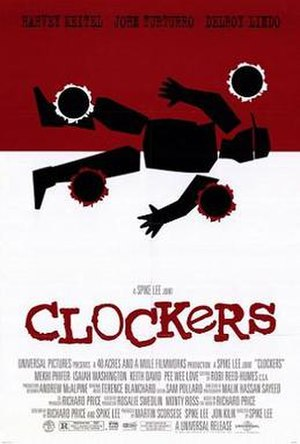 Clockers (film) - Theatrical release poster