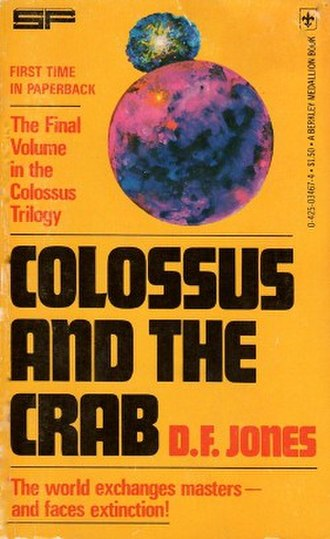 Colossus and the Crab - Mass-market paperback first edition