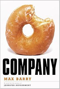 Company novel cover