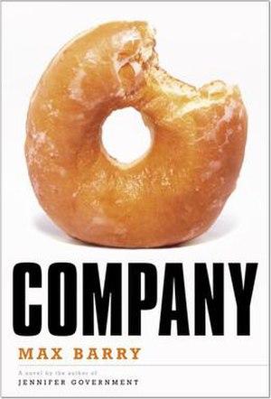 Company (novel) - Company novel cover