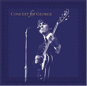 Concert for George (album) - Image: Concert George Cover