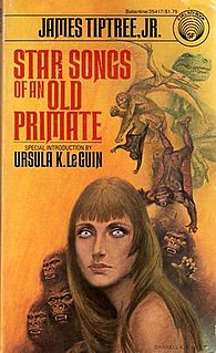 <i>Star Songs of an Old Primate</i> book by James Tiptree