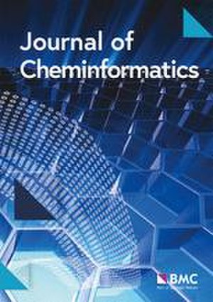 Journal of Cheminformatics - Image: Cover of Journal of Cheminformatics