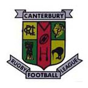 Canterbury rugby league team - Image: Crfl logo