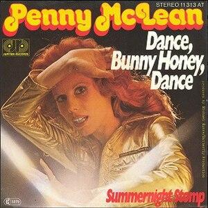 Dance, Bunny Honey, Dance - Image: Dance Bunny Honey single