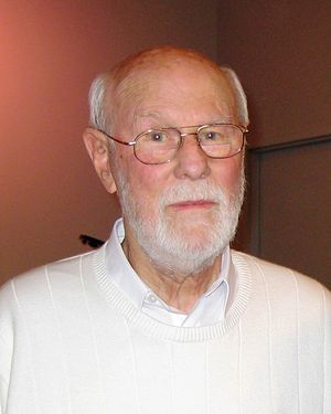 Dave Hunt (Christian apologist) - David Hunt in 2008 in Canada.