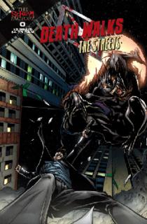 <i>Death Walks the Streets</i> (comics)