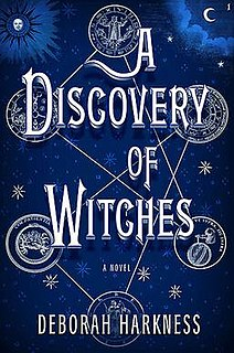 <i>A Discovery of Witches</i> 2011 historical-fantasy novel, book by Deborah Harkness