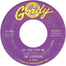 Do You Love Me by The Contours US vinyl A-side.png
