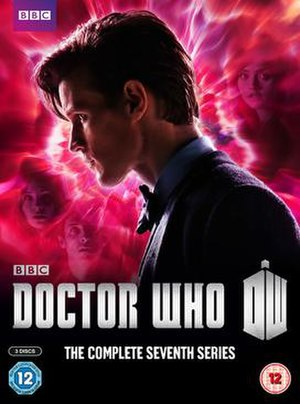 Doctor Who (series 7) - Image: Doctor Who Series 7