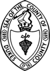 Official seal of Dukes County